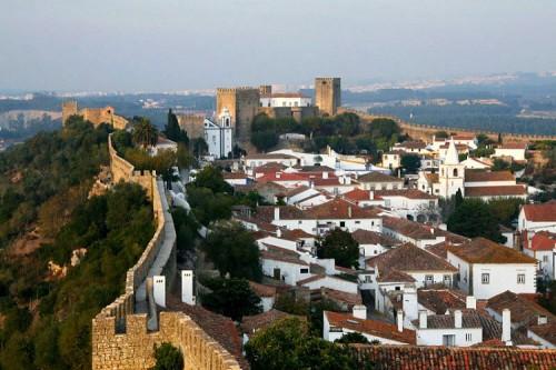 Obidos-Castle