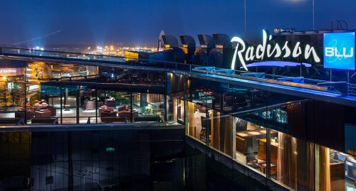 Hotel Radisson Blu 1